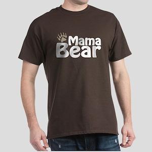 Mama Bear Claw Dark T-Shirt