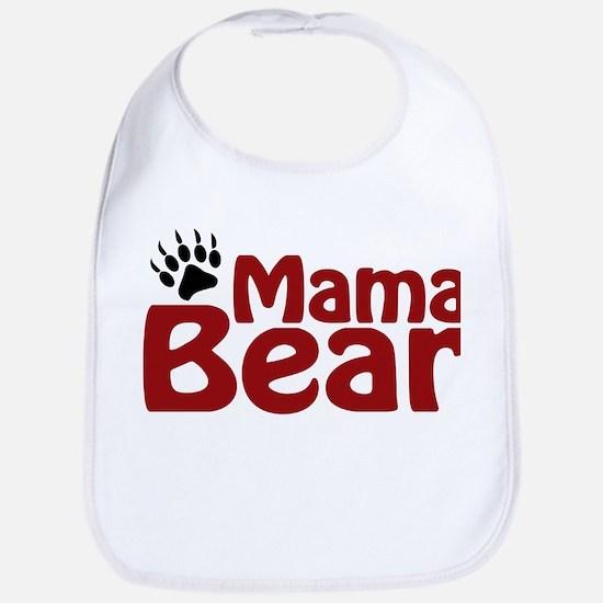 Mama Bear Claw Bib