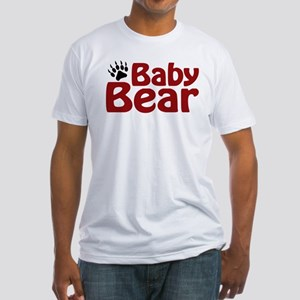 Baby Bear Claw Fitted T-Shirt