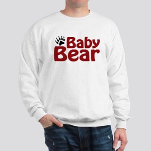 Baby Bear Claw Sweatshirt