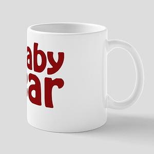 Baby Bear Claw Mug