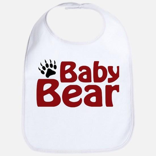 Baby Bear Claw Bib