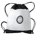 The HVAC Jerks logo Drawstring Bag
