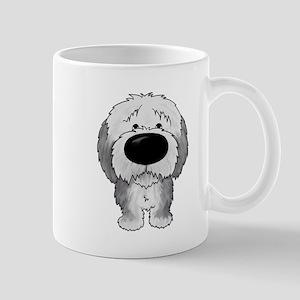 Big Nose Sheepdog Mug