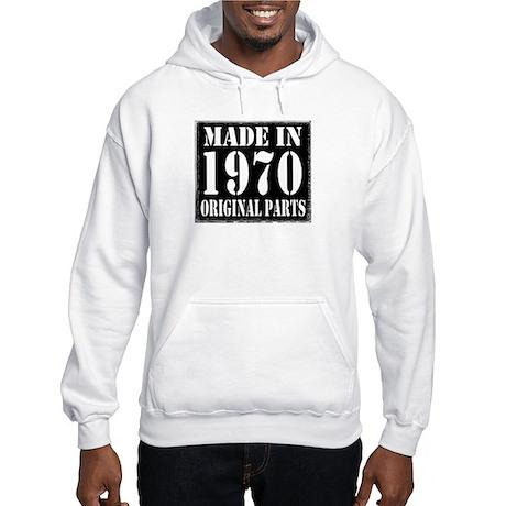 1970 Hooded Sweatshirt