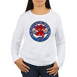 USS HISSEM Women's Long Sleeve T-Shirt