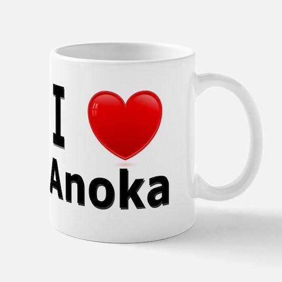 I Love Anoka Mug