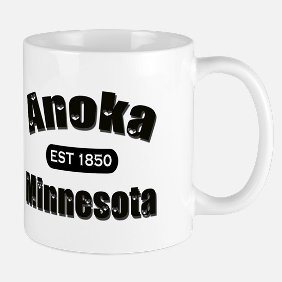 Anoka Established 1850 Mug