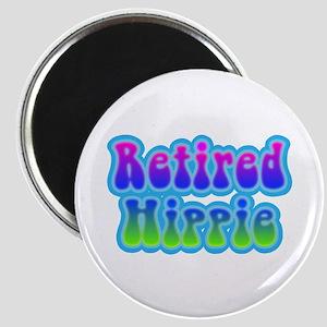 Retired Hippie Magnet