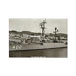 USS HISSEM Rectangle Magnet (100 pack)