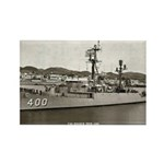 USS HISSEM Rectangle Magnet (10 pack)