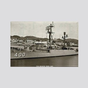 USS HISSEM Rectangle Magnet