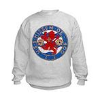 USS HISSEM Kids Sweatshirt