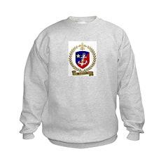 BOUDREAU Family Crest Sweatshirt