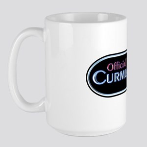 Official Curmudgeon Large Mug