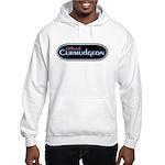 Official Curmudgeon Hooded Sweatshirt