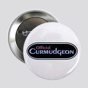 """Official Curmudgeon 2.25"""" Button"""