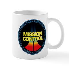 Mission control mug