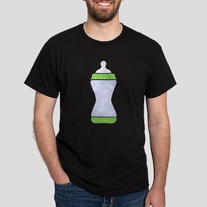Baby Bottle Dark T-Shirt