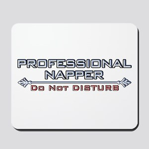 Professional Napper Mousepad