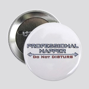 """Professional Napper 2.25"""" Button"""