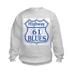 Highway 61 Blues Kids Sweatshirt