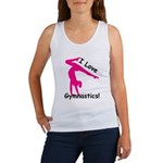 Gymnastics Tank Top - Love