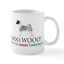 oddFrogg Akita Christmas Mug