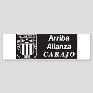 Alianza Lima Bumper Sticker