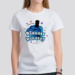 Cafe_Press_Wizard1_Design_OL_white T-Shirt