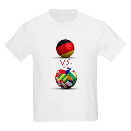 Germany Vs The World Kids Light T-Shirt