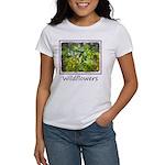 Maine Impasto Wildfl Women's Classic White T-Shirt