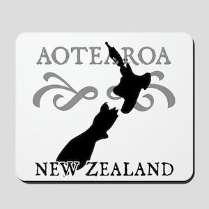 Aotearoa New Zealand Mousepad