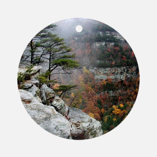 Cloudland Bliss Ornament (Round)