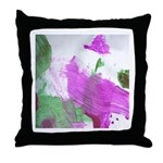 Jesse the horse paited this Throw Pillow