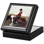 Dancing Horses Keepsake Box