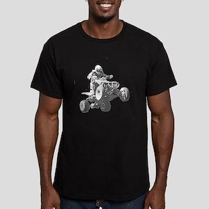 ATV Racing Men's Fitted T-Shirt (dark)