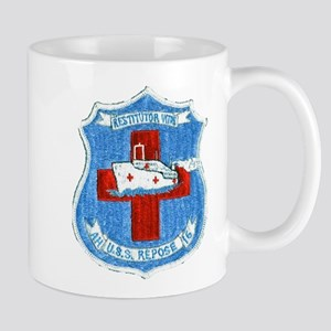 USS REPOSE 11 oz Ceramic Mug