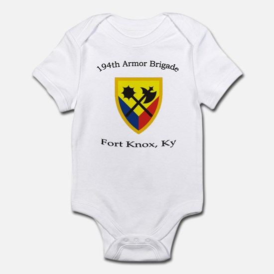 194th AR BDE Infant Bodysuit