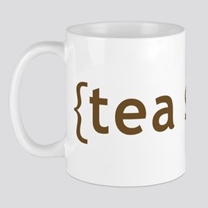 Tea Snob Mug