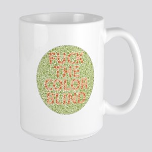 color blind Mugs