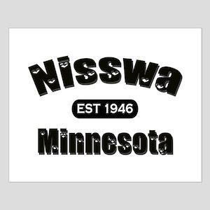 Nisswa Established 1946 Small Poster
