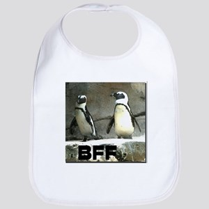 BFF Penguins Bib