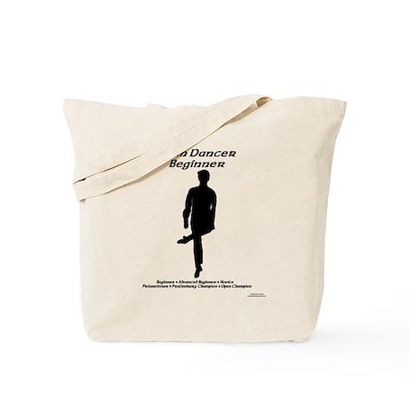 Boy Beginner - Tote Bag