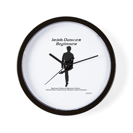 Boy Beginner - Wall Clock