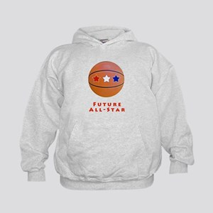 Future All-Star Basketball Kids Hoodie