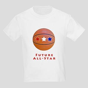 Future All-Star Basketball Kids Light T-Shirt