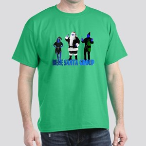 Blue Santa Group Dark T-Shirt