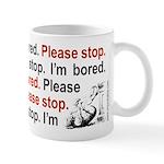 2-PleaseStop_mug_multi-trans Mugs