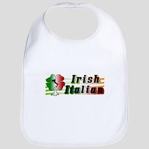 Irish Italian Bib